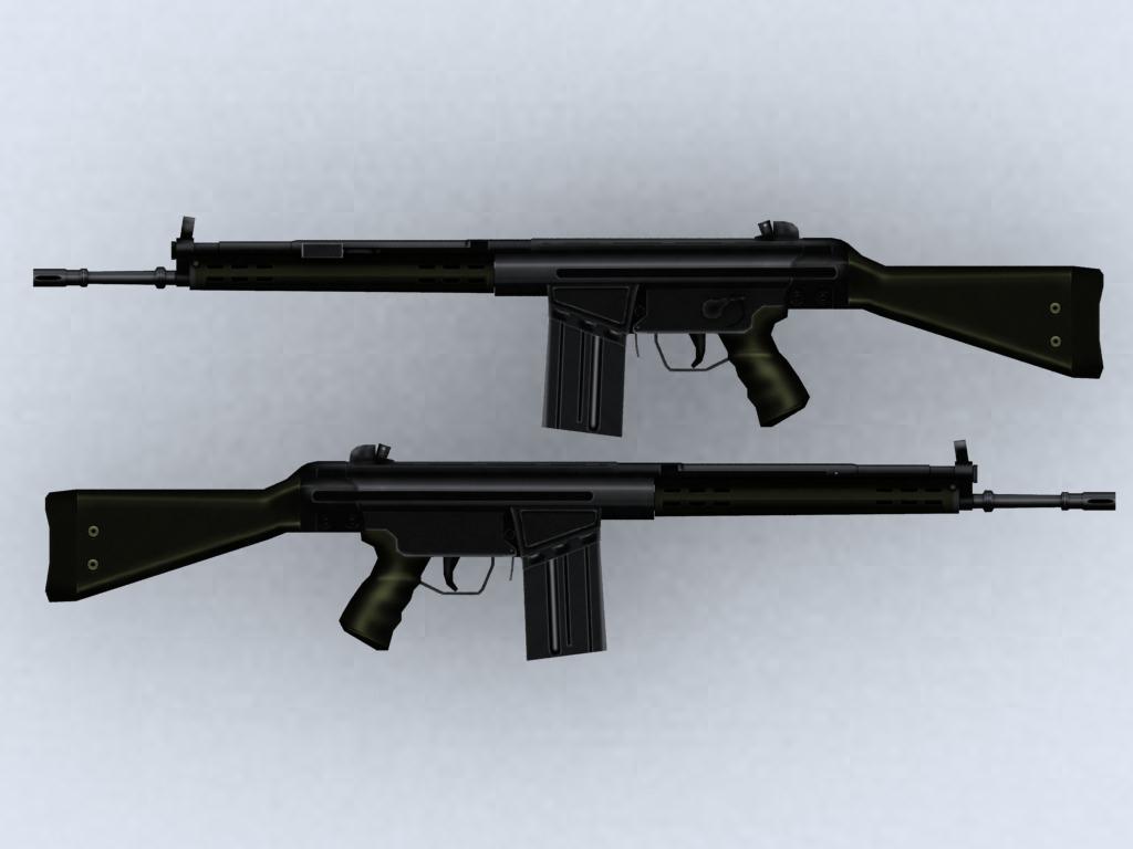 Turk Silah Sanayii AG3